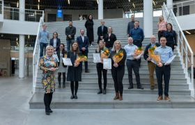 DTE Expert Receives Award from the Icelandic Aluminum Cluster